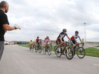 Safe Driving Training for Little Cyclists