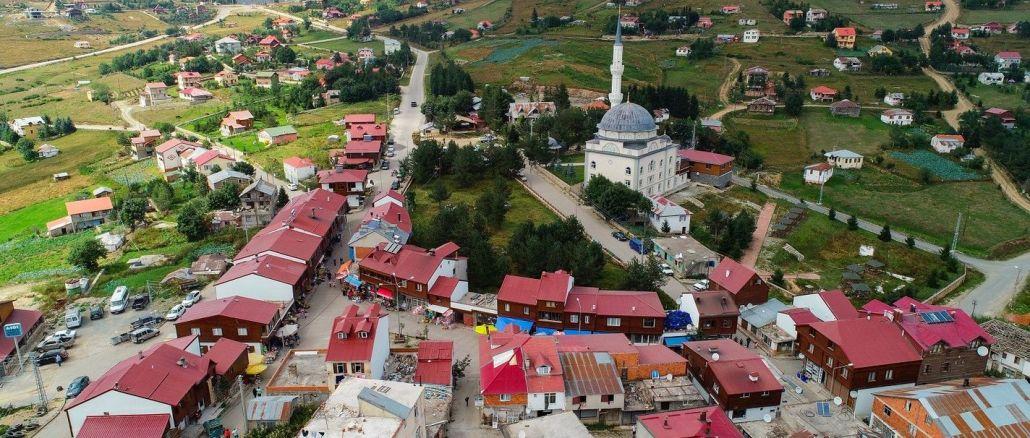 Ordu's 'Guest Room' Increased Interest in Çambaşı Plateau