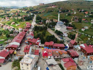 """奧杜(Ordu)的""""賓館""""(Guest Room)對Çambaşı高原的興趣增加"""