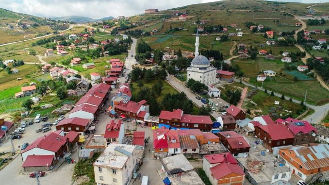 'Phòng khách' của Ordu Gia tăng sự quan tâm đến Cao nguyên Çambaşı