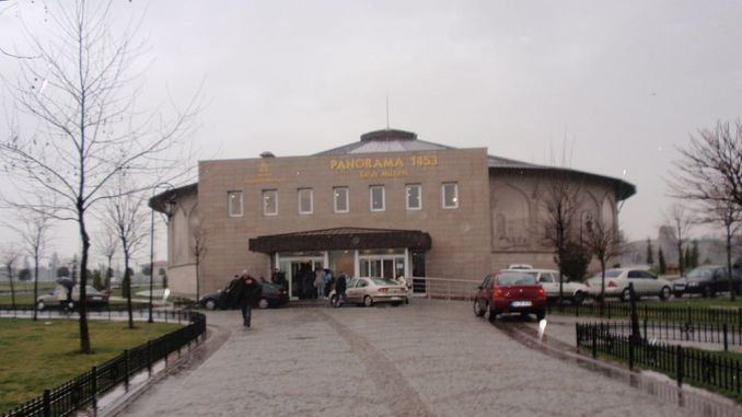 Исторически музей Панорама 1453