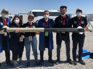 Winners of Roketsan Rocket Competition Announced!