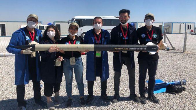 Roketsan Rocket Competitionの受賞者が発表されました!