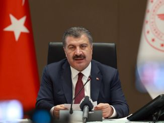 Health Minister Koca: 'Let's not let the epidemic weaken the society'