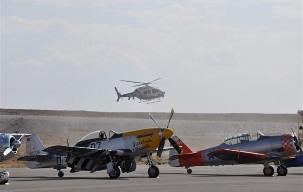 SHG Airshow 2020 witnessed Spectacular Views