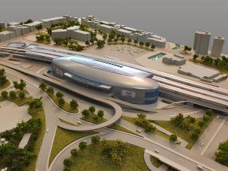 Станция Söğütlüçeşme YHT не станет торговым центром