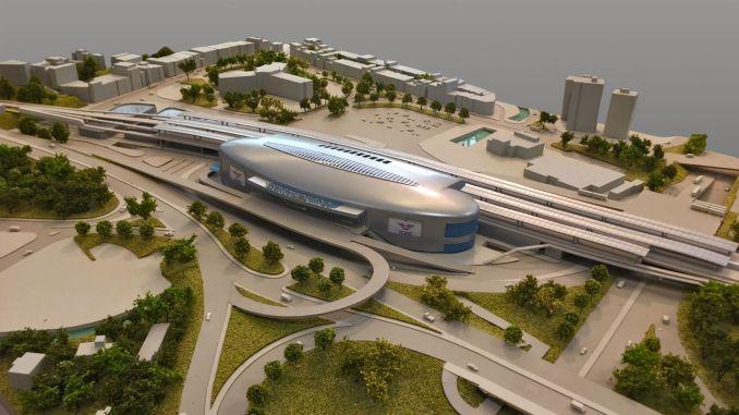 Die YHT-Station Söğütlüçeşme wird kein Einkaufszentrum