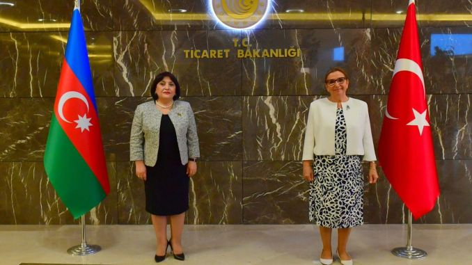 Minister Pekcan: Our goal is to sign a Free Trade Agreement with Azerbaijan