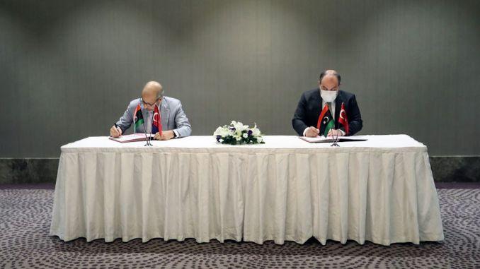 Türkiye ve Libya Yeni Teknolojilerde İş Birliği Yapacak