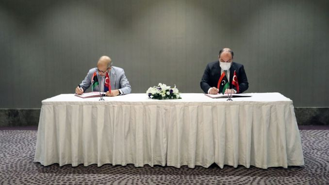 V Libiji v Turčiji in New Technologies Make Business Association