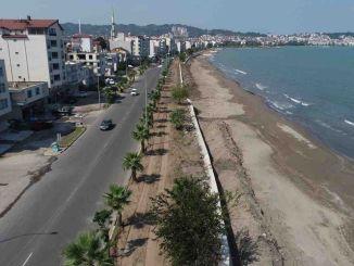 طريق دراجات بطول 5 كم إلى Unye
