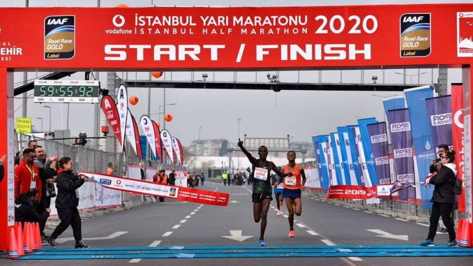 Some Roads Will Be Closed To Traffic Due To Vodafone Istanbul Half Marathon