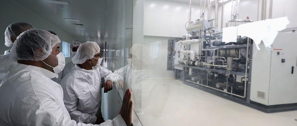 Yerli Kovid-19 Aşısı Üretiminde Önemli Gelişme