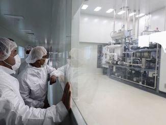 שיפור משמעותי בייצור החיסונים המקומי Kovid-19
