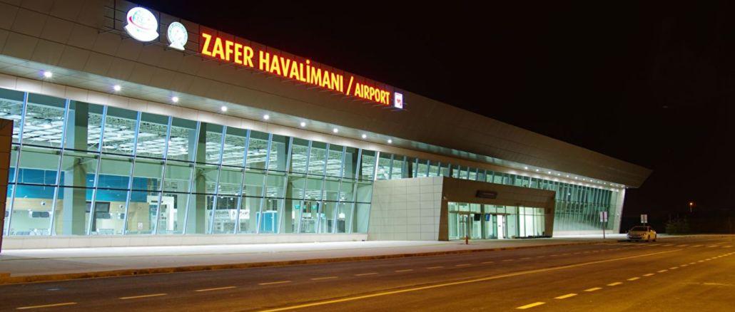 Zafer Havalimanı Bir Türlü İstenilen Yolcu Garantisine Ulaşamıyor