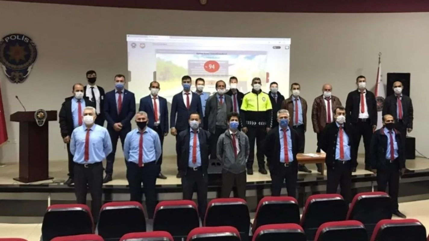 BTT Drivers Attended 'Safe Driving Rules Training'
