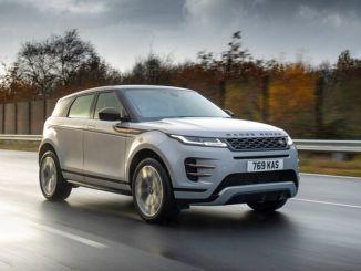 3 אפשרויות נהיגה שונות מה- Range Rover Evoque החדשה