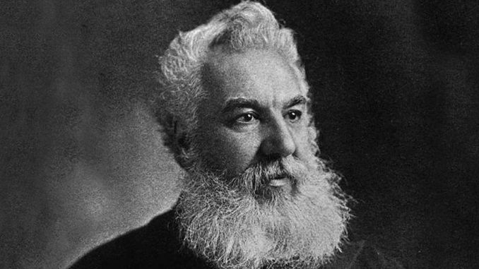 Who is Alexander Graham Bell?