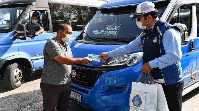 Podržava trgovce gradskim minibusima iz Ankare