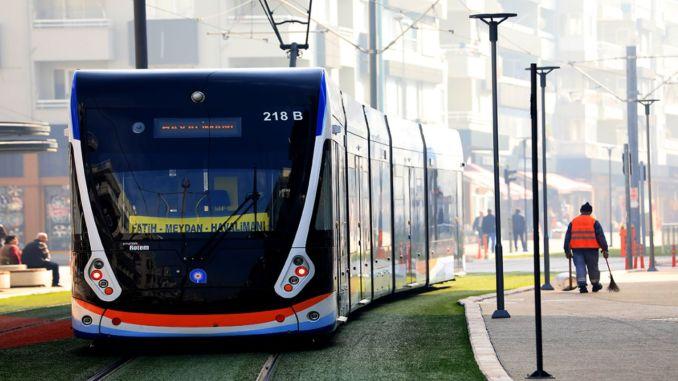 एंटाल्या में सार्वजनिक परिवहन में HEPP कोड अध्ययन जारी है