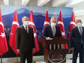 8 miljard 639 miljoen lira-investeringen gemaakt in Artvin