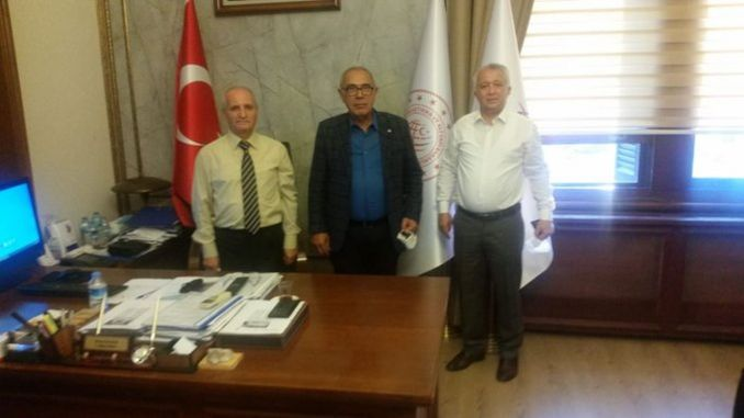 Aydın Çine 철도 노선은 지역에 매우 중요합니다.