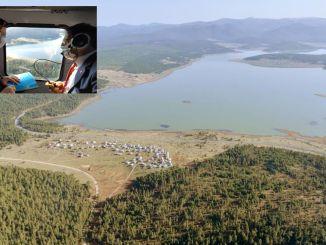 Minister Ersoy onderzocht het Bolu Köroğlu-bergtoerisme-gebied