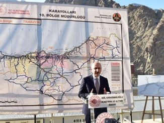 Minister Karaismailoğlu Examined Transportation Investments in Artvin