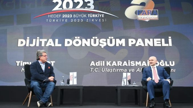 Minister Karaismailoğlu: We Have An Intensive Work To Integrate Airplane Train and Bus