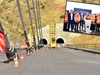 The Minister Gives the Good News! New Kömürhan Bridge Opens Service on December 15