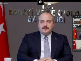 Başkan Küpeli, OSB'nin Taleplerini Bakan Varank'a Aktardı