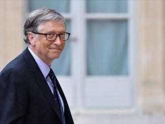 Kes on Bill Gates?
