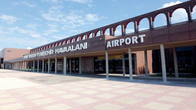 Erklärung des Flughafens Yenişehir durch den Stadtrat von Bursa