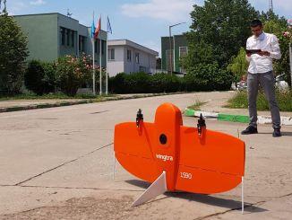 UAV-ul Bursa Poacher detectează o creștere de 26 de mii de ori