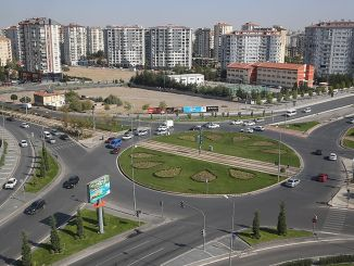 Goed nieuws van kruispunten met meerdere verdiepingen van Büyükkılıç