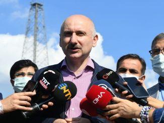 28 gigantische antennes verwijderd in Çamlıca-toren