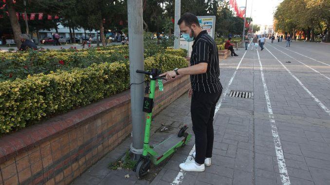 Véhicule de transport respectueux de l'environnement Marti Scooters à Sakarya