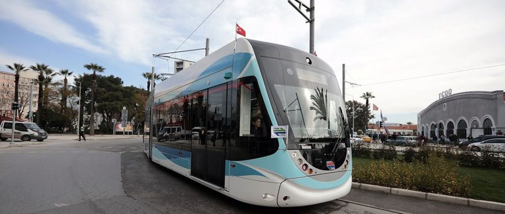 Çiğli Tramvayı İhalesi Ertelendi