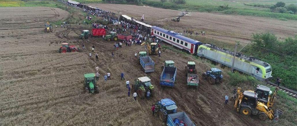 Çorlu Tren Kazasında Yeni Bilirkişi Raporu: TCDD Kusurlu