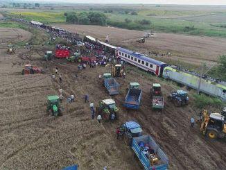Nieuw expertrapport in Corlu Train Crash: TCDD Defective