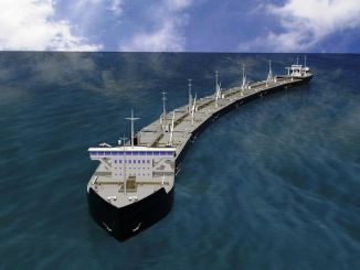 Ang DARPA Magtrabaho Uban sa Gibbs & Cox On The Sea Train Concept