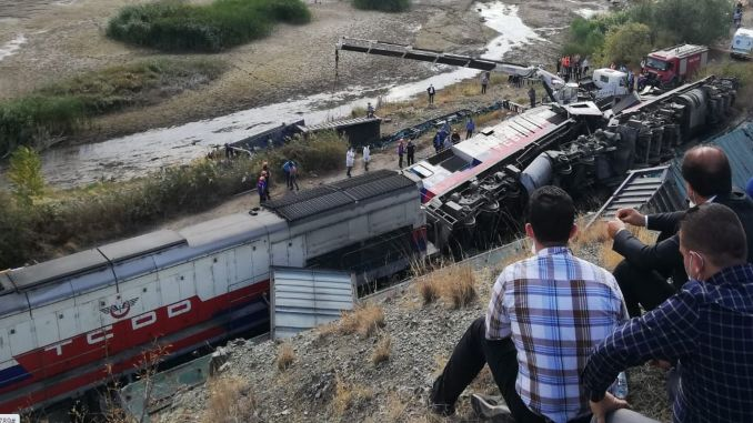 Railroad accidents are alarming