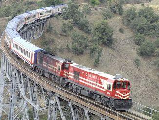 রেলপথ ছাড়া প্রদেশগুলি 2020