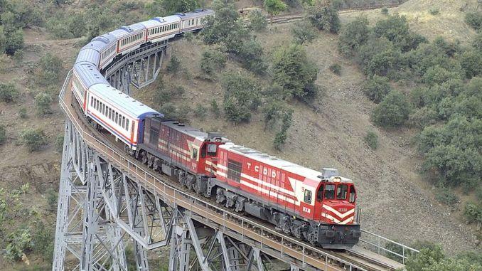 Demiryolu Olmayan İller 2020