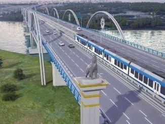 State Garden Bridge voltooiing aanbesteding Kijk wie weg is