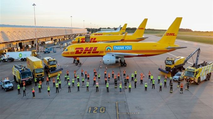 DHL Express Selected the 2nd Best Workplace in the World