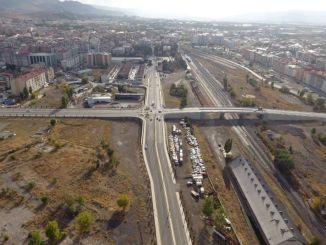 Erzurumissa avatut uudet tiet hengittävät kaupungin liikennettä