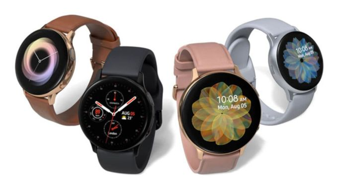 Software Update for Galaxy Watch Active2 Released