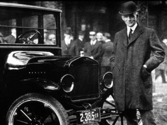 Wie is Henry Ford?