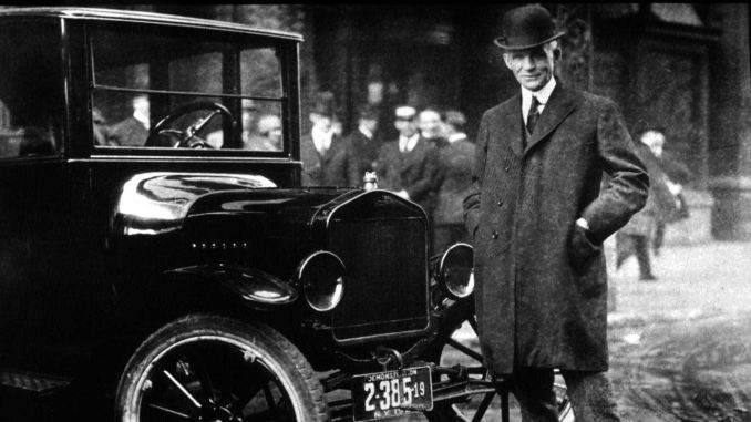 Who is Henry Ford?